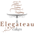 Elegateau Cakes London Logo